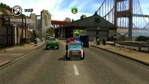 E3 2012《乐高都市》首批游戏画面