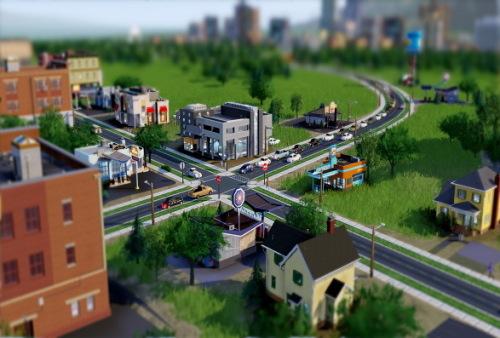 E3 2012《模拟城市5》最新截图
