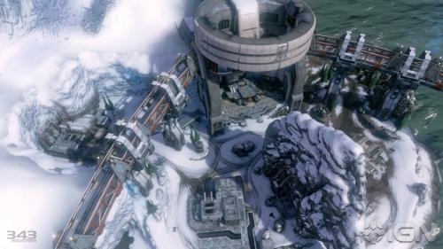 E3 2012《光环4》新图