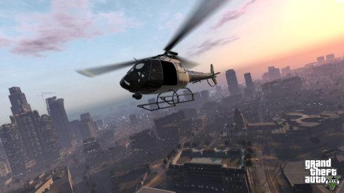 《GTA5》最新截图