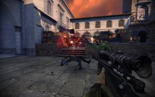 《反恐精英OL2》韩服封测开启 首批截图公布