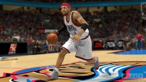 《NBA 2K13》最新截图