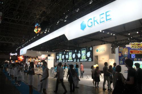 GREE:社交游戏绝对统治者