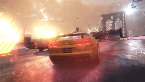 Ubisoft竞速新作《The Crew》首批截图