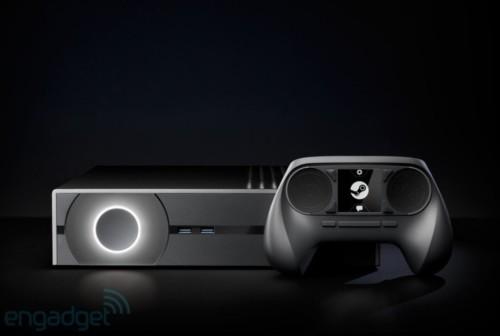 Steam游戏机真机首曝