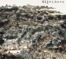 陕北秋风 40x45cm 2009年