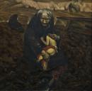 1984年《国难》142x140cm