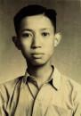 傅小石中学时代