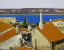 伊斯坦布尔 2006年布面油画