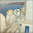爱琴海畔 2013年布面油画