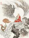 佛教组图―镇海罗汉
