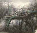20杨耀宁-现代山水画
