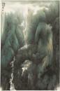 4杨耀宁-传统山水画