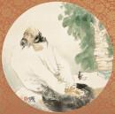 11杨耀宁-写意人物画