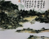 黄宾虹书画作品