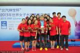 水球联赛总决赛中国夺冠
