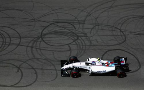 图文-F1奥地利站正式比赛 威廉姆斯车队马萨