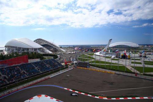 图文-F1俄罗斯站排位赛 威廉姆斯车队马萨
