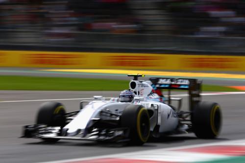 图文-F1墨西哥站排位赛 威廉姆斯车队博塔斯