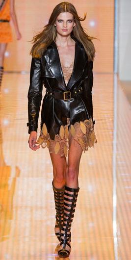 Versace 2013 春夏秀场