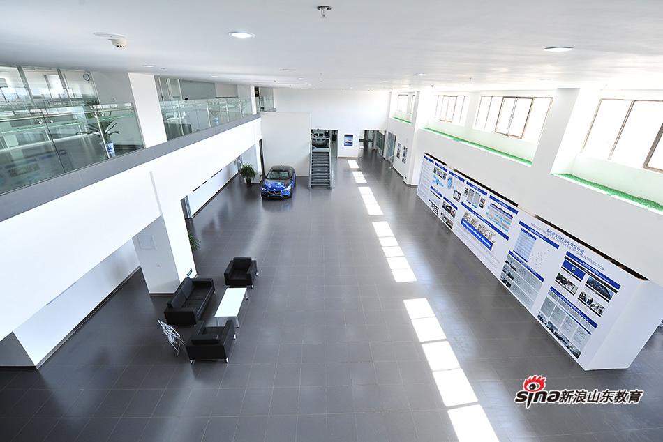 山东交通职业学院宝马中国培训基地