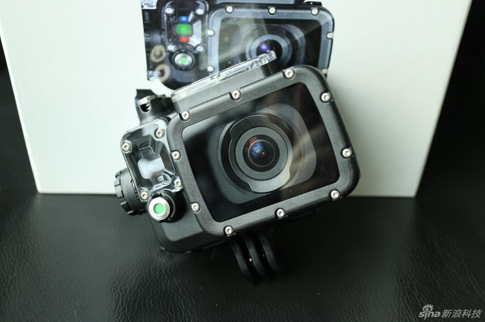 4K运动摄像机AEES71功能评测