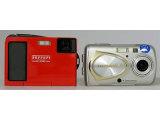奥林巴斯CAMEDIA AZ-1 相机外观