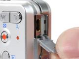 奥林巴斯D710 相机外观
