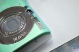 佳能IXUS95 IS 相机外观