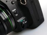 宾得K5 相机细节