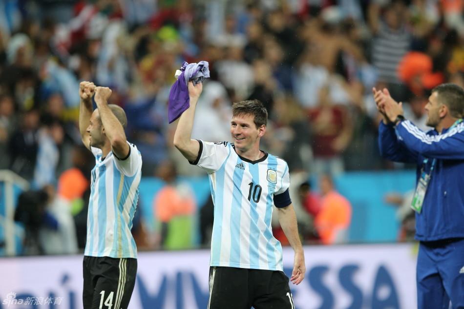 直击阿根廷荷兰点球大战
