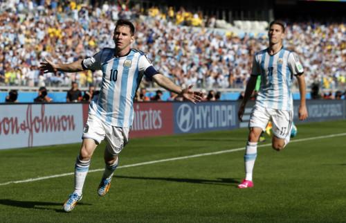 高清图-[F组次轮]阿根廷1-0伊朗
