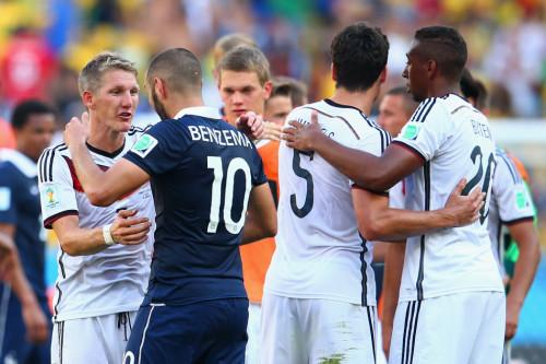 高清图-[1/4决赛]德国1-0法国