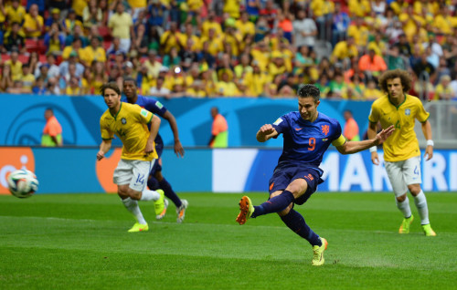 高清图-[季军战]巴西0-3荷兰