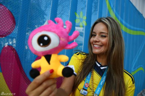 高清图-世界杯期间知名美女记者主播回顾