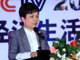 央视经济频道副总监韩青致辞