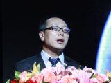 新领军杂志社社长吕传明做闭幕演讲
