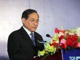 中国对外经济贸易统计学会副会长高鹤云
