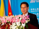 老挝工业贸易部部长南・维亚吉