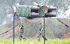 """""""鸟巢""""附近的防空导弹"""