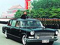 1984年国庆阅兵邓小平乘车检阅部队