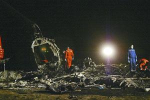 吉尔吉斯客机坠毁68人死亡其中包括一名中国人