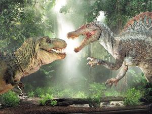 火山长期爆发造成恐龙灭绝(图)