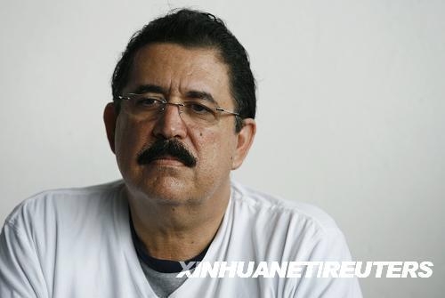 洪都拉斯被罢免总统将飞往尼加拉瓜