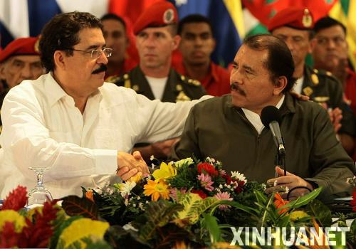 洪都拉斯被罢免总统宣布将返回国内