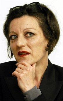 德国女作家赫塔-穆勒获得2009年诺贝尔文学奖