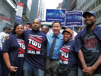 三位纽约华裔参政员:华人应更多融入当地社会