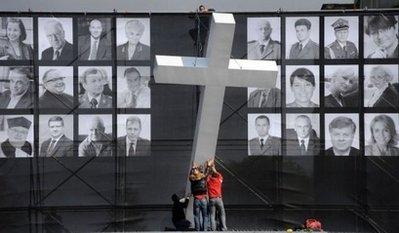 波兰总统葬礼如期举行预计80国代表出席(图)