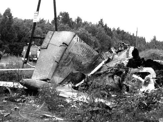 空难事故频发   2006年7月9日,俄罗斯s7航空公司的一架空客a-310飞机
