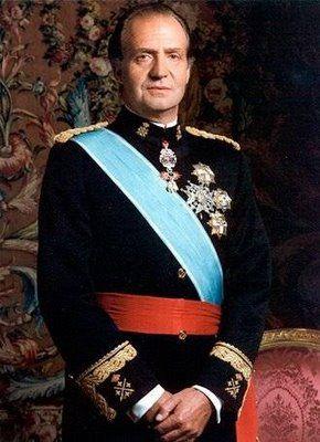 资料图:西班牙国王胡安・卡洛斯
